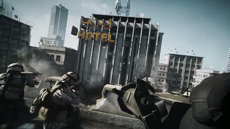 Battlefield 3: Paris Multiplayer Gameplay